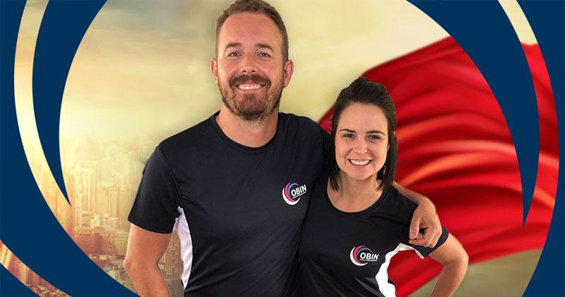 Jacques Goosen & Delia de Villiers