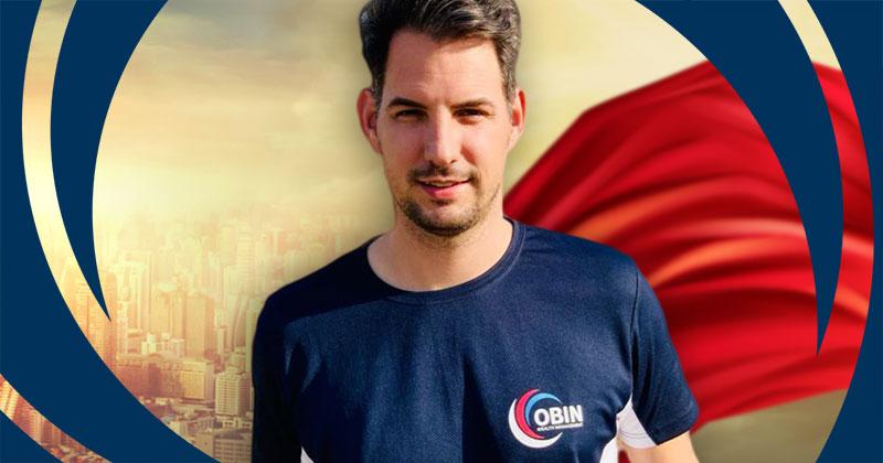 OBIN Heroes Niel Hougaard