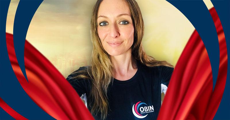 OBIN Heroes Rentia Weber